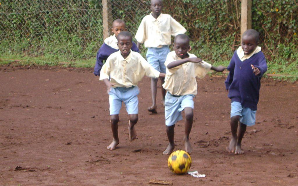 Joy is Round in Kenya
